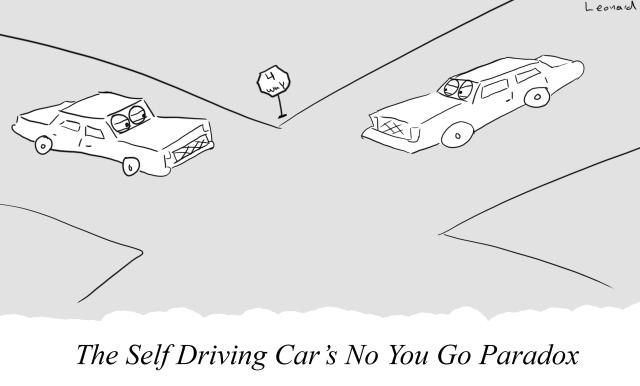 self driven
