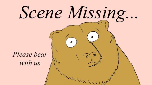 Scene Missing bear