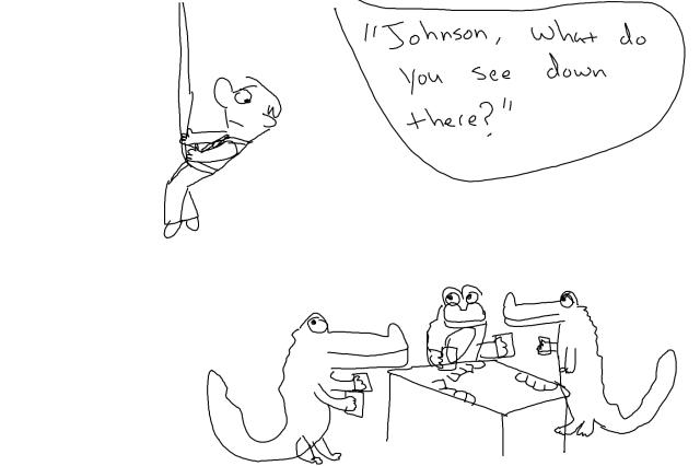 gator games rough