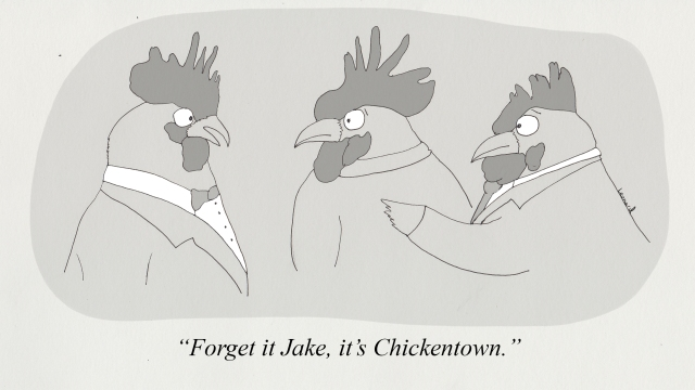 chickentown